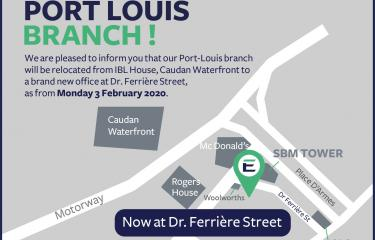 New Port Louis branch